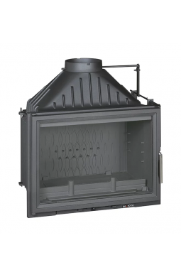 Invicta 700 Hearth compact inbouwhaard met smoorklep